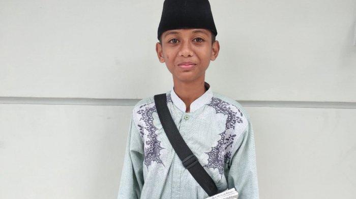 Muslimin, Kisah Penjual Koran Cilik Berjuang untuk Melanjutkan Sekolah, Bercita-cita jadi Gubernur