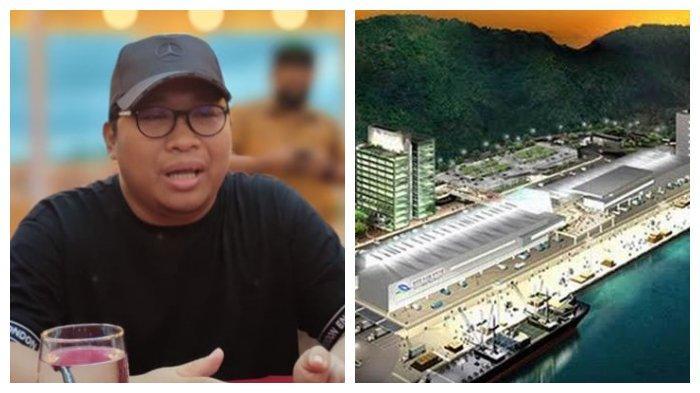 Pelabuhan KEK Maloy Belum Juga Beroperasi, Ini Sorotan Anggota DPR RI Irwan Fecho