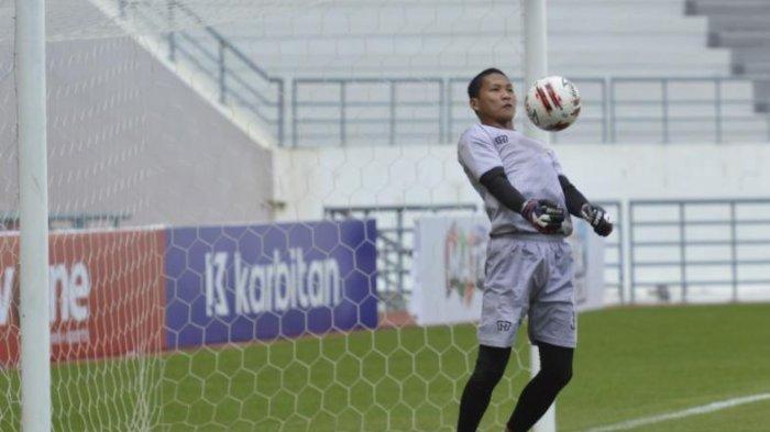 Kiper Dwi Yudha Fokus Pemulihan Cedera, Minta Doakan bisa Lagi Perkuat Persiba Balikpapan di Liga 2