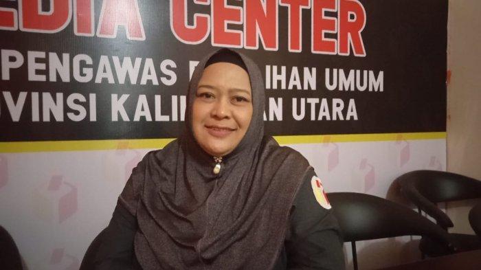 Masa Jabatan Segera Berakhir, Ketua Bawaslu Kalimantan Utara Siti Nuhriyati Daftar Lagi