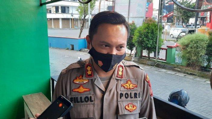 Polres Tarakan Ambil Sampel Swab Covid-19 Peserta Dalam Aksi Hari Buruh