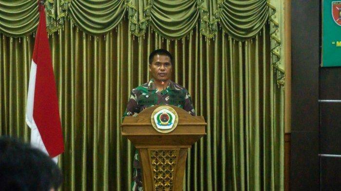 Peluang Lulus Masih Besar, Dandim 0909 Sangatta Mengajak Generasi Muda jadi Prajurit TNI