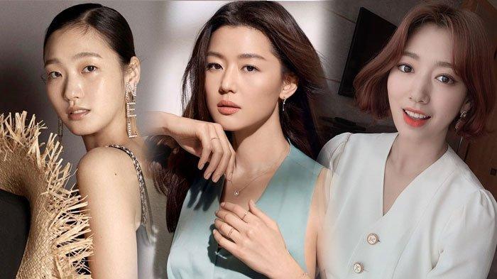 10 Aktris Korea Cantik Alami Tanpa Oplas, 3 di Antaranya Lawan Main Lee Min Ho di Drama Korea