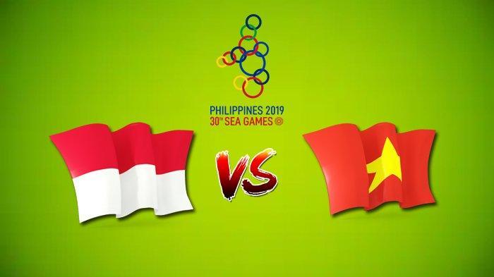 10 Desember, Live Streaming RCTI Timnas U-23 Indonesia vs Vietnam Final SEA Games 2019