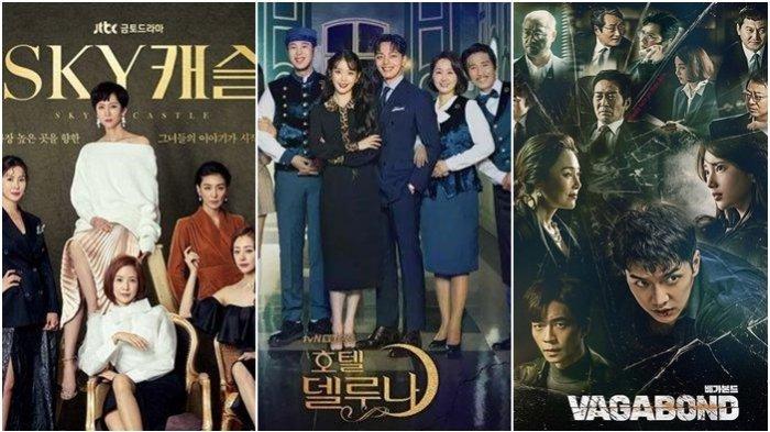 10 Drama Korea Terbaik Tahun 2019 Selain Hotel del Luna, Vagabond dan SKY Castle, Sudah Nonton?