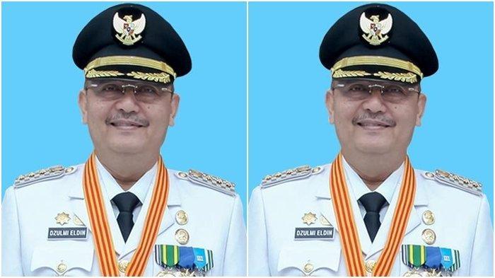 10 Hari Setelah Salami dan Puji Pimpinan KPK, Wali Kota Medan Dzulmi Eldin Malah Kena OTT