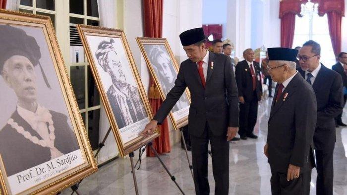 Jokowi Pimpin Upacara Peringatan Hari Pahlawan Tanpa Menhan, Prabowo Subianto Berada di Yogyakarta