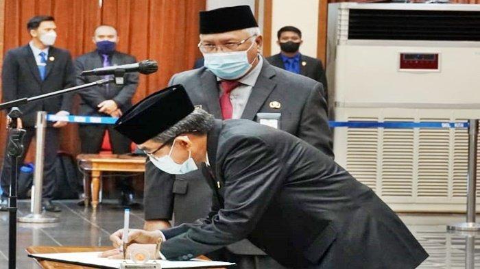 Berikut 13 Nama-nama Pejabat yang Dilantik Bupati Kutim Ardiansyah Sulaiman