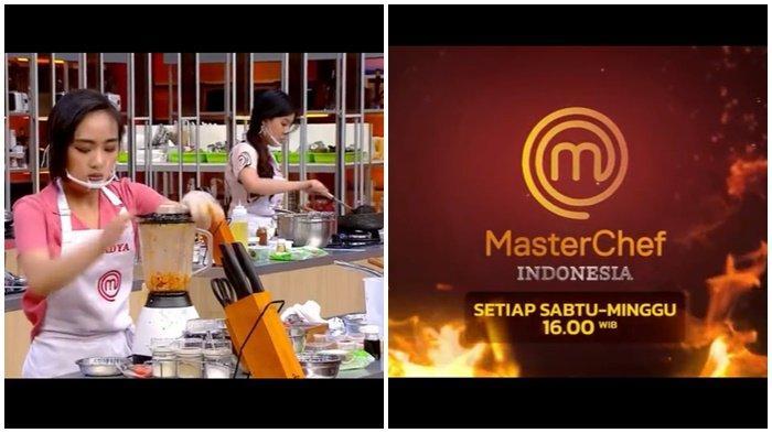 17 Kontestan MasterChef Indonesia 8, Siapa yang Gagal di Pressure Test Sabtu 12 Juni 2021?