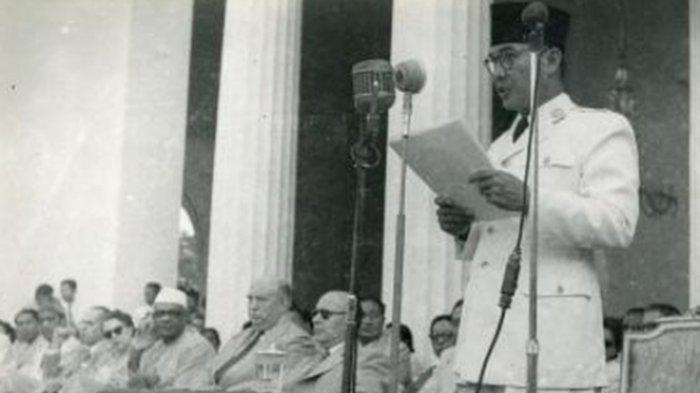 18 Quotes Soekarno Cocok Untuk Ucapan Hari Kemerdekaan 17 Agustus, Kirim WA dan Update Status Medsos