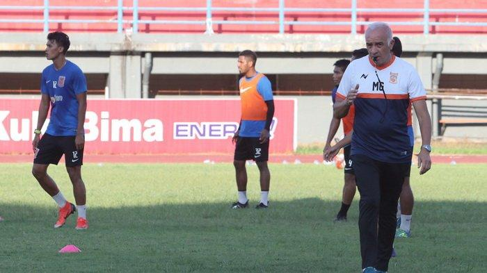 Laga Derby Papadan Borneo FC vs Barito Putera, Sama-sama Pertahankan Tren Positif