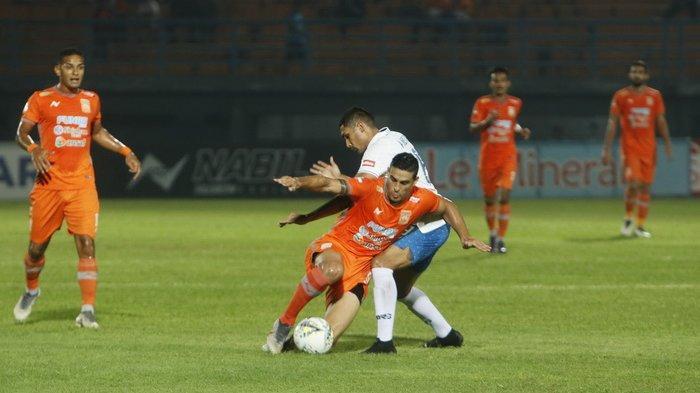 Prediksi Pemain Borneo FC vs Barito Putera di Liga 1 2019, Berlangsung Sengit Keduanya Saling Ngotot