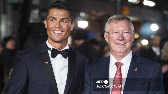 2 WhatsApp Call Dibalik Keputusan Cristiano Ronaldo Batal ke Manchester City, Ada Sir Alex Ferguson