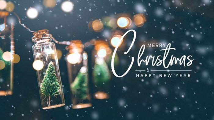 20 Ucapan Selamat Natal & Tahun Baru 2020, Bisa Dibagikan untuk Keluarga, Teman, Kolega di WhatsApp