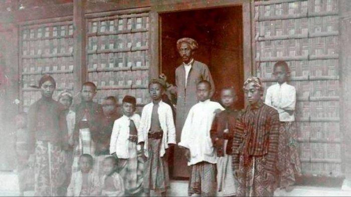 23 Februari 1923, Pendiri Muhammadiyah, KH Ahmad Dahlan Meninggal Dunia, Rekam Jejak Muhammad Darwis