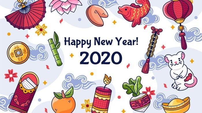 25 Ucapan Selamat Tahun Baru Imlek Bahasa Mandarin dan Inggris, Kirim Lewat WhatsApp untuk Sahabat