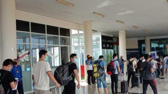 500 TKA Asal China Batal Datang ke Sulawesi Tenggara 3000 Tenaga Lokal Terancam Kehilangan Pekerjaan