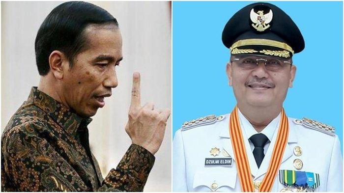 4 Fakta Wali Kota Medan Dzulmi Eldin yang Kena OTT KPK, Pernah Disemprot Jokowi