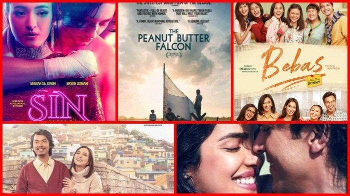 TRAILER 5 FILM yang Tayang Akhir Pekan Ini, dari SIN, Bebas, Hingga The Peanut Butter Falcon