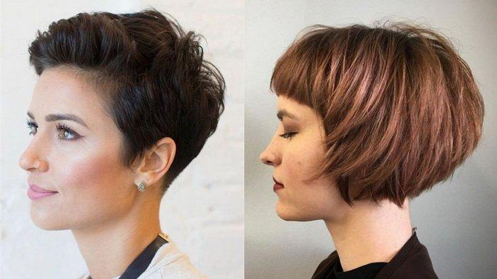 5 tren gaya rambut 2019 mulai dari model hingga warna rambut contek di sini