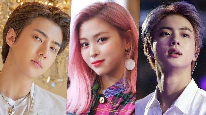 6 Idol Kpop Yang Menarik Perhatian Agensi Di Jalan Jin Bts Pernah Diintai Sm Entertainment Tribun Kaltim