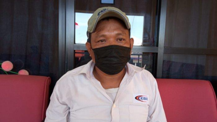 Puluhan Buruh Intracawood Audiensi ke DPRD Kaltara, Berbulan-bulan BPJS Mereka Belum Dibayarkan