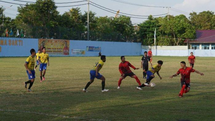Ababil Tumbangkan Borgoal FC Dengan Skor 3-0 pada Turnamen Danlanud Dhomber Cup 2020