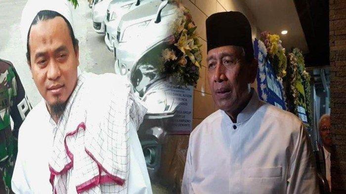 KONDISI TERKINI Wiranto Pasca-penusukan, Ini kata Abdi Setiawan Effendy Menantu dari Wiranto
