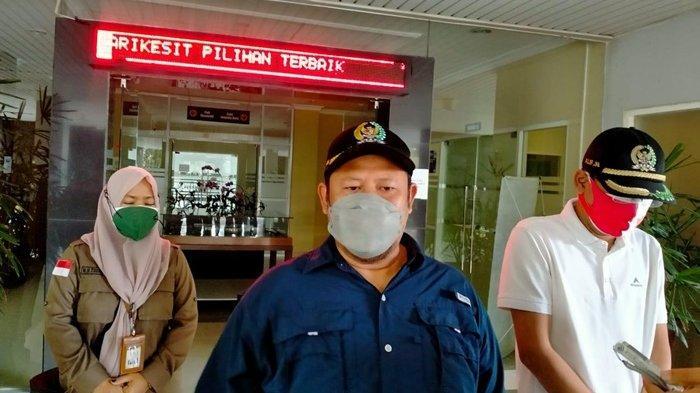 Tangani Pasien Covid-19, Ketua DPRD Kukar Sidak RSUD AM Parikesit Tenggarong