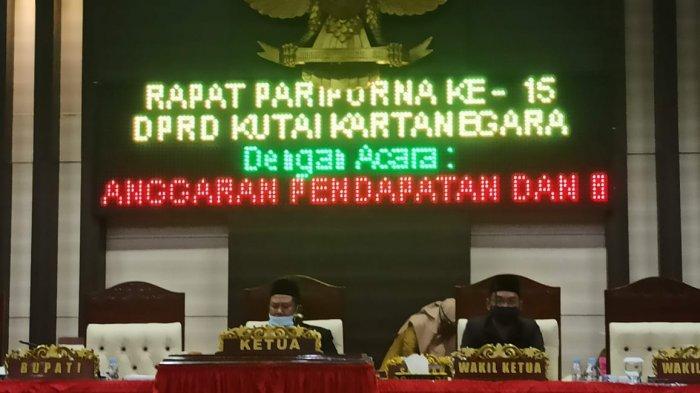 APBD Kukar Rp 3,6 Triliun, Ketua DPRD Abdul Rasid Merasa Optimis sebab Dapat Dioptimalkan