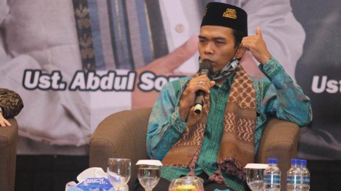 Berikut 3 Pesan Ustaz Abdul Somad Saat Safari Dakwah di Balikpapan
