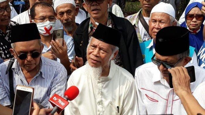 Update Unjuk Rasa di MK, Berikut Daftar Organisasi yang Ikut Aksi, Dipimpin eks Penasihat KPK