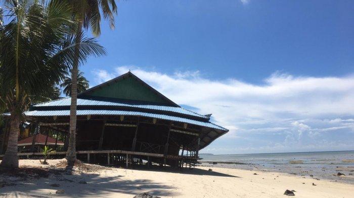 Abrasi Pulau Derawan Masih Perlu Solusi, Tiap Tahun 6 Meter Pantai Tergerus