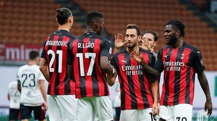 Lengkap, Daftar Pemain AC Milan di Liga Eropa, Nama Muda Masuk, Senior Absen Lawan Shamrock Rovers