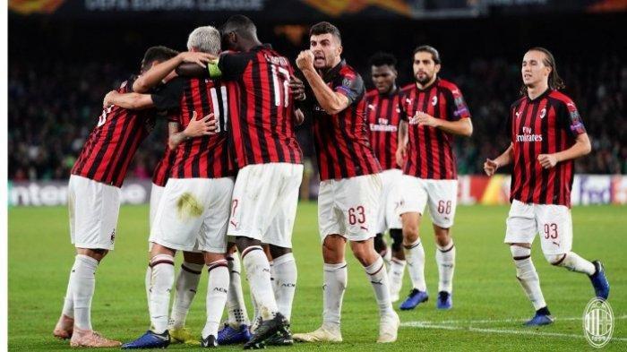 AC Milan Dalam Posisi Sulit di Pembagian Pot Liga Champions Musim Depan
