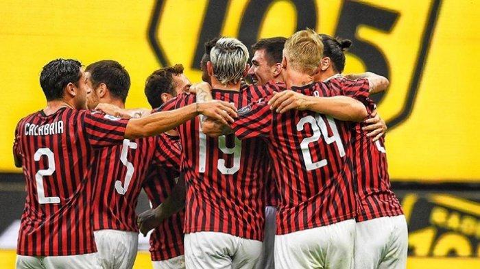 Hasil Liga Italia, AC Milan Comeback dan Menang Lagi, Giliran Parma Jadi Korban