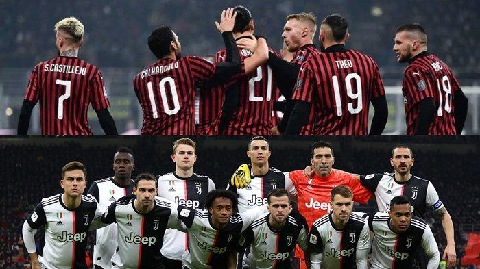 AC Milan vs Juventus, Duel Sarat Gengsi Tanpa Pemain Kunci, Pioli: Bukan Penentu Gelar Liga Italia