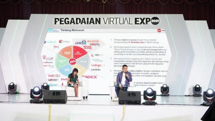 Pegadaian Virtual Expo 2021, Ajak Warga Melek Investasi dan Berbagi Kiat Kelola Keuangan yang Baik