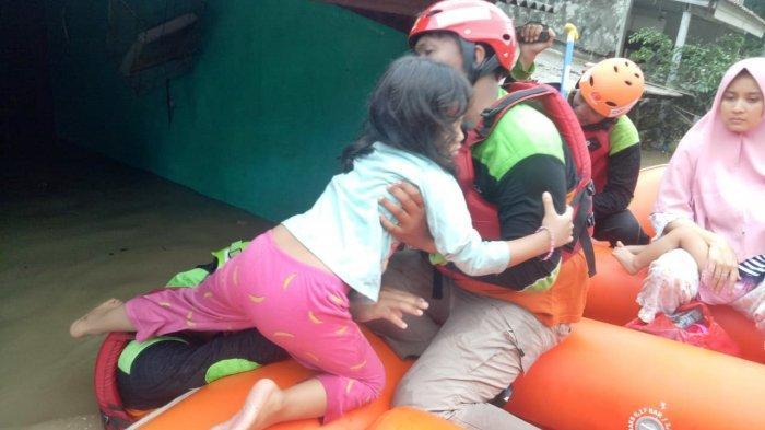 ACT Respons Tanggap Darurat Banjir Jabodetabek