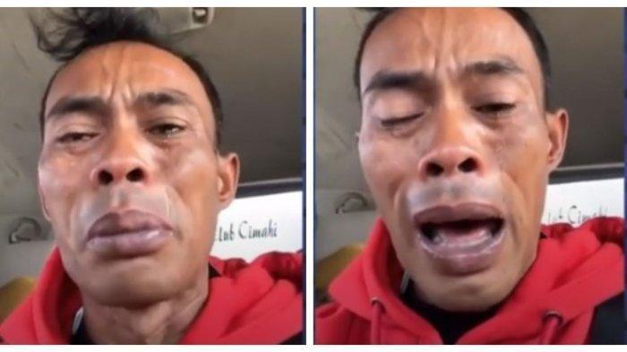 Tarik Kursi Malih Tong Tong hingga Terjatuh, Ade Londok Ngaku Kapok, Tak Mau Lagi Tampil di Televisi