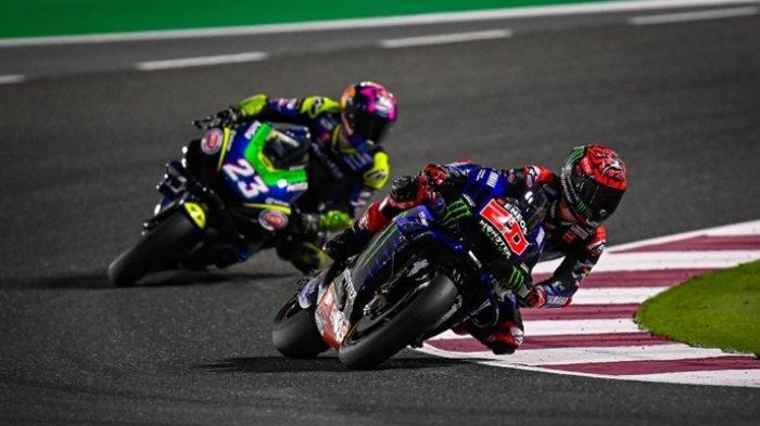 Jadwal MotoGP 2021 dan Jam Tayang Trans7, Rider Unggulan Tak Berdaya di Tes Pramusim GP Qatar