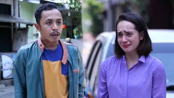 Adegan Mas Pur Pisah dengan Novita Viral, Putri Anne Pamit dari Sitkom Tukang Ojek Pengkolan