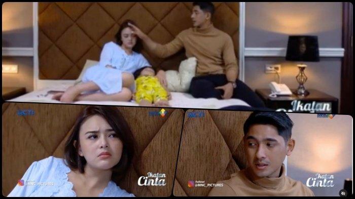 SEDANG BERLANGSUNG Ikatan Cinta 2 Juni 2021 Live RCTI, Nino dan Ricky Memanas, Elsa Sedang Terpojok