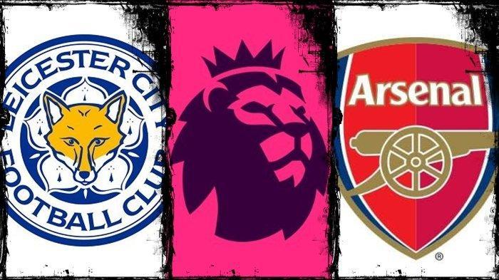 SEDANG BERLANGSUNG Big Match Liga Inggris, Leicester City vs Arsenal, Link Live Streaming Mola TV