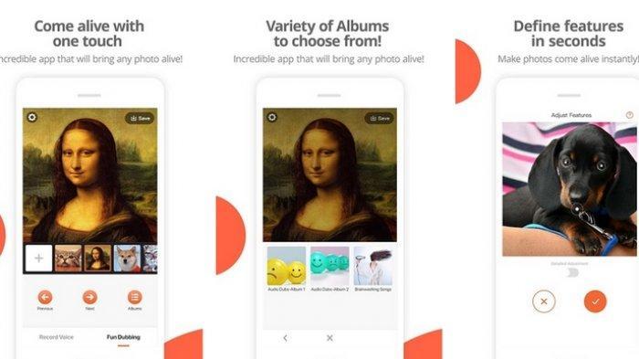 TREN Aplikasi Editing Foto, Buat Gambar Bisa Bernyanyi ...