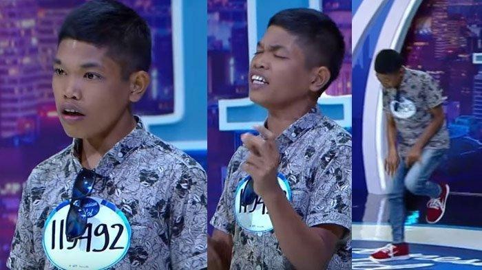 Aksi Adi Sitohang Peserta Indonesian Idol 2019 Bikin Judika Bingung, Anang Hermansyah Mumet