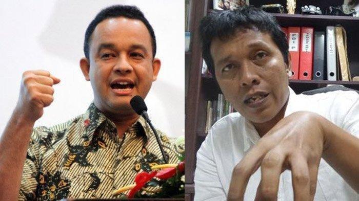 Serang Anies Baswedan, Adian Napitupulu Sebut Gubernur Jakarta Itu Pintar Mengelola Kata Bukan Kota