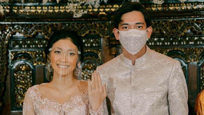 Pernikahan Adipati Dolken dan Canti Tachril digelar pada 18 Desember 2020.