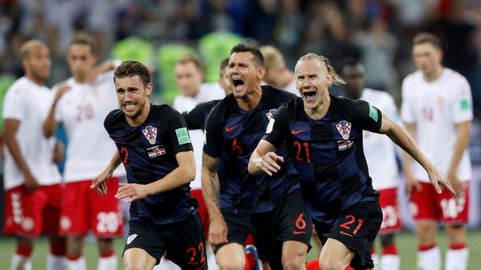 VIDEO - Russia Terhenti di Perempat Final World Cup, Ini Detik-detik Adu Penalti Russia Vs Croatia