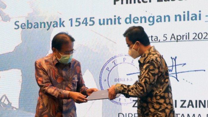 PLN Apresiasi Dukungan Kementerian ATR/BPN dalam Mudahkan Sertifikasi Aset